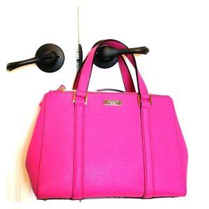 Kate Spade small loden pink bag